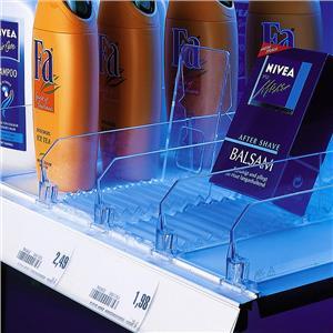 Sistema de Separadores Farmacias y Perfumerías