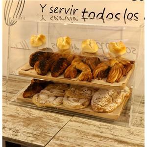 Vitrinas bollería Panaderías