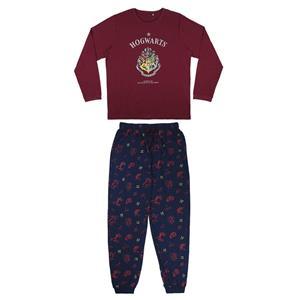 Pijama hombre Harry Potter invierno algodón 100%