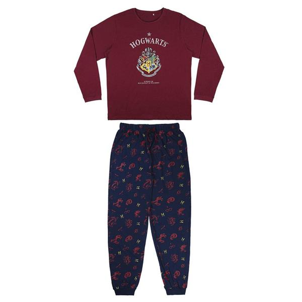 pijama hombre harry potter, pijama señor harry potter
