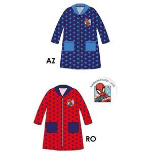 Bata infantil térmica coralina Marvel Spiderman