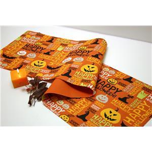 Tapete algodón 100% halloween