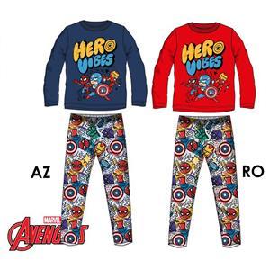 Pijama infantil Avengers (Los Vengadores) Invierno algodón 100%