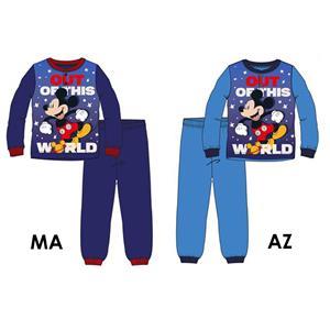 Pijama infantil térmico micro polar Mickey Mouse Invierno