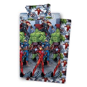 Juego de sábanas avengers (los vengadores) algodón 100%