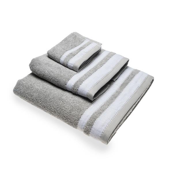 Toallas con cenefa, toallas baño, juego de toallas, juego de toallas baño, toallas de rizo, toallas algodon, toallas