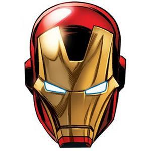 Toalla playa iron man avengers forma