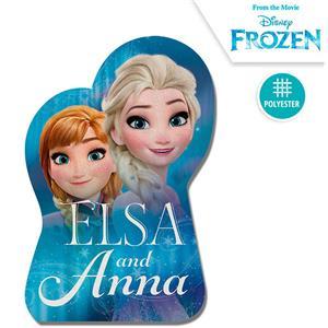 Toalla playa Frozen Elsa y Ana Disney forma