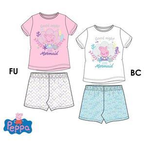 Pijama niña peppa pig verano algodón 100%