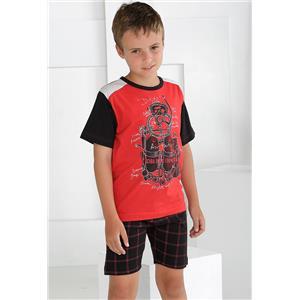 Pijama niño verano Algodón 100%