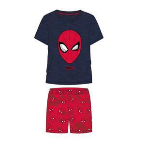 Pijama niño y adolescente Spiderman verano algodón 100%