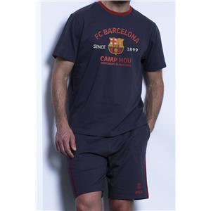 Pijama niño fc barcelona verano