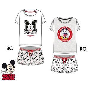 Pijama mujer disney minnie mouse verano algodón 100%
