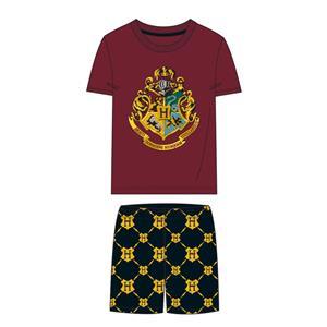 Pijama niño y adolescente Harry Potter verano Algodón 100%