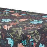 mantel moderno antimanchas, mantel elegante antimanchas, mantel moderno flores