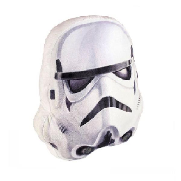 cojín stormtrooper, cojín guerra de las galaxias, cojín soldado imperial