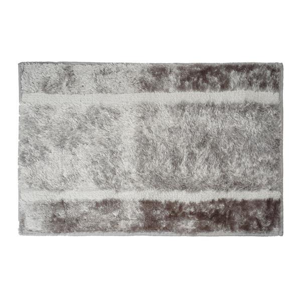 alformbra gris rayas, alfombra marrón rayas, alfombra habitacion suave,alfombra baño suave, alfombra pequeña baño,alfombra pequeña habitación