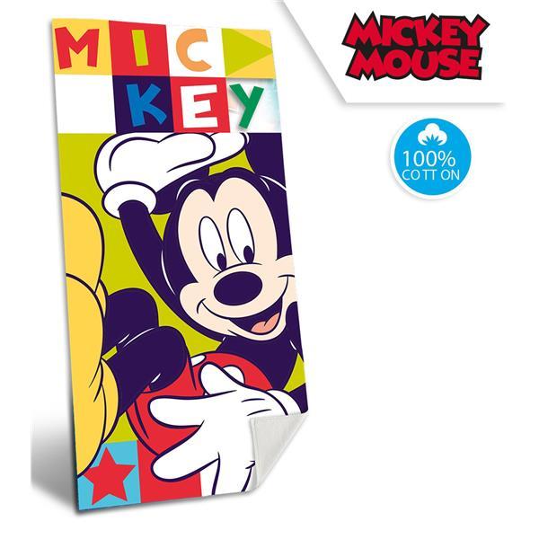toalla playa mickey, playa mickey, toalla piscina mickey