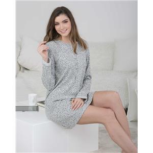 Camisola mujer gris invierno