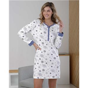 Camisola mujer invierno algodón 100%