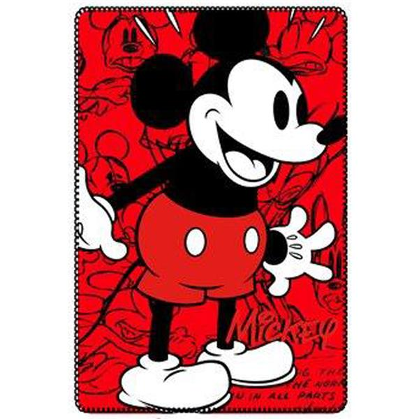 plaid sofá mickey mouse