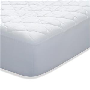 Protector colchón transpirable acolchado tejido-tejido