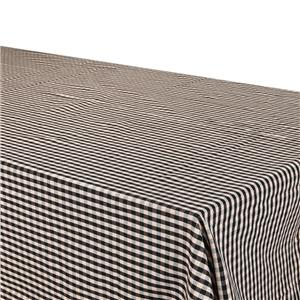 Mantel tejido cuadro farcell algodón 100%