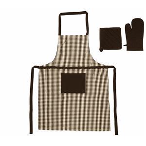 Conjunto cocina tejido cuadro farcell