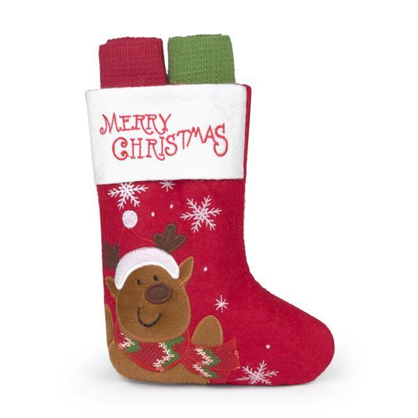 bota de navidad, regalo bota navidad decoración