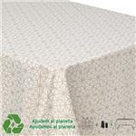 mantel estampado, mantel cocina, mantel diario, mantel reciclado, mantel hecho con botellas, mantel ecologico