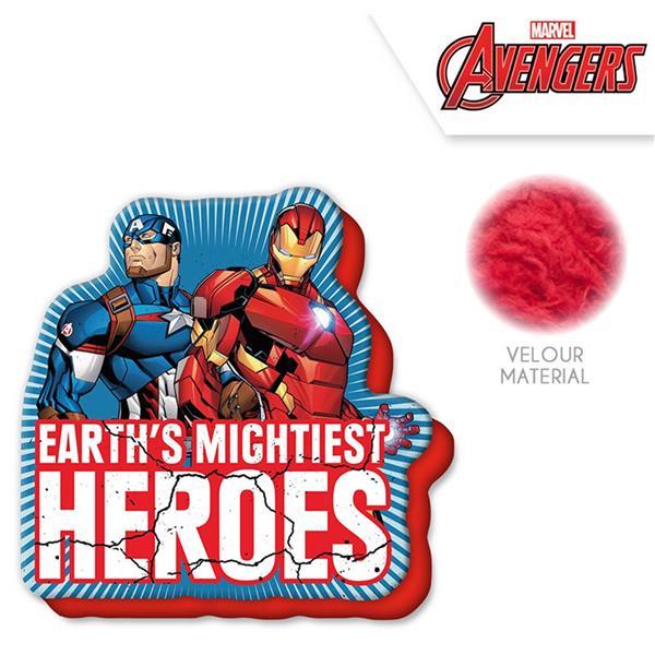cojín capitán américa,cojín iron man,cojín avengers