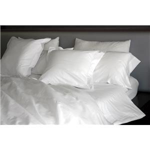 Almohada algodón 50%/poliéster 50% 180hilos hostelería