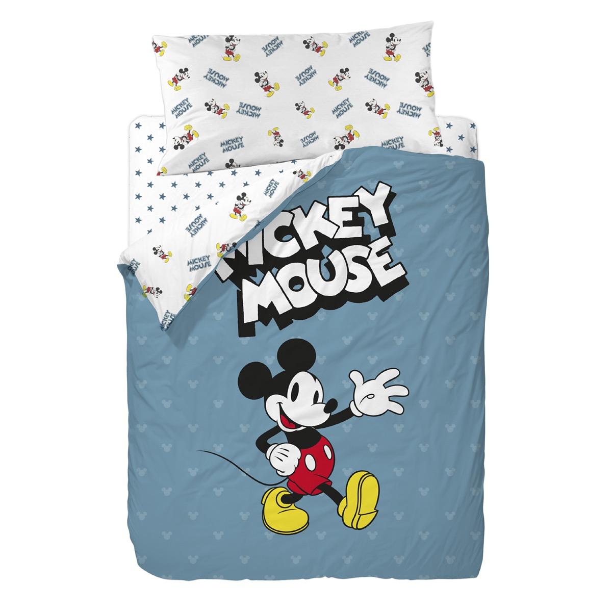 Funda Nordica Mickey Y Minnie 150.Funda Nordica Disney Mickey