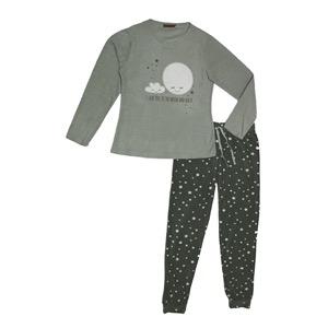 f757216ddb Pijama niña térmico polar