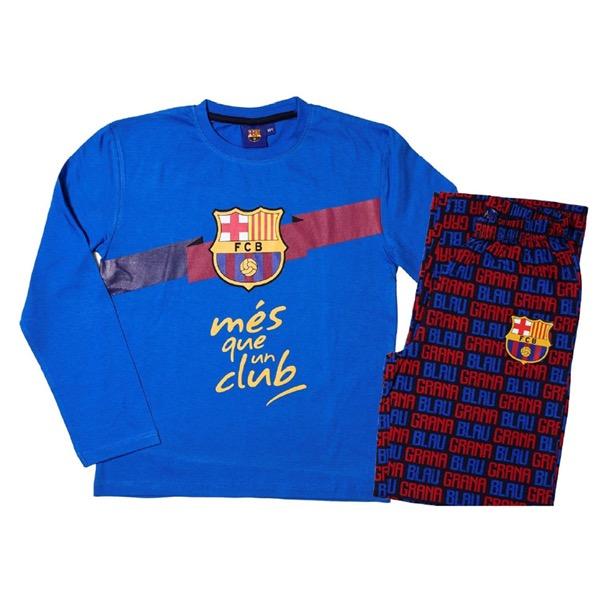 Pijama niño fc barcelona - Montse Interiors edcc529846f