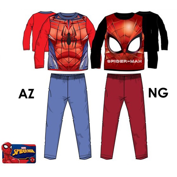 8978d99ce3 Pijama nen spiderman - Montse Interiors
