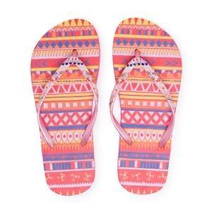 Chanclas étnicas Flip Flop Playa o Piscina para Mujer o Chica